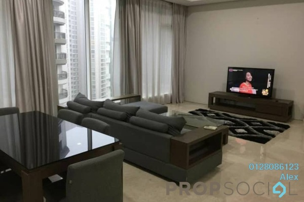For Rent Condominium at Vipod Suites, KLCC Freehold Fully Furnished 3R/2B 7k