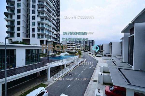 For Sale Condominium at Cristal Residence, Cyberjaya Freehold Unfurnished 3R/3B 423k