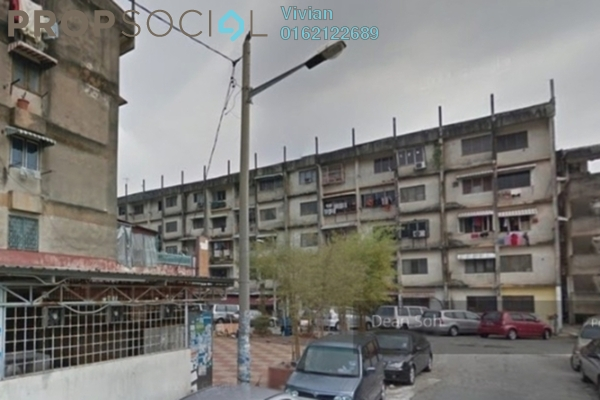 For Rent Apartment at Taman Desa Aman, Cheras Freehold Unfurnished 2R/1B 900translationmissing:en.pricing.unit