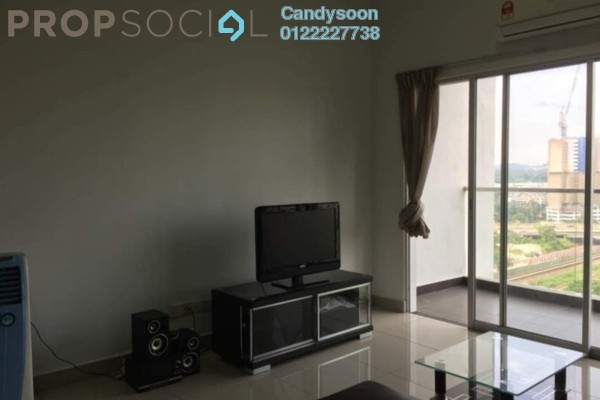 For Rent Condominium at Anyaman Residence, Bandar Tasik Selatan Freehold Fully Furnished 3R/2B 1.6k