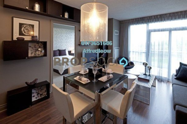 For Sale Condominium at Metro Prima, Kepong Freehold Unfurnished 3R/3B 450k