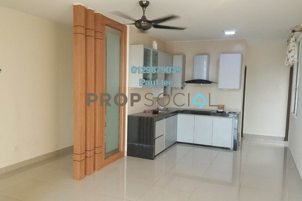 For Rent Townhouse at Taman Tasik Prima, Puchong Freehold Semi Furnished 4R/4B 1.6k