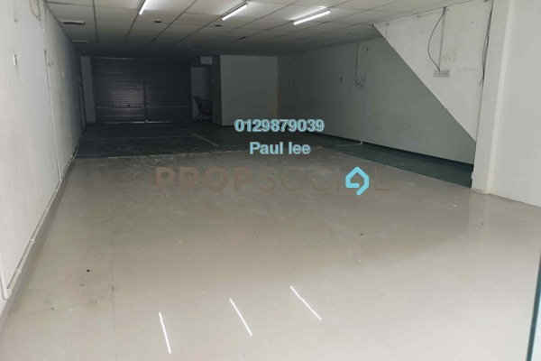 For Rent Shop at Puteri 1, Bandar Puteri Puchong Freehold Semi Furnished 0R/2B 3.5k
