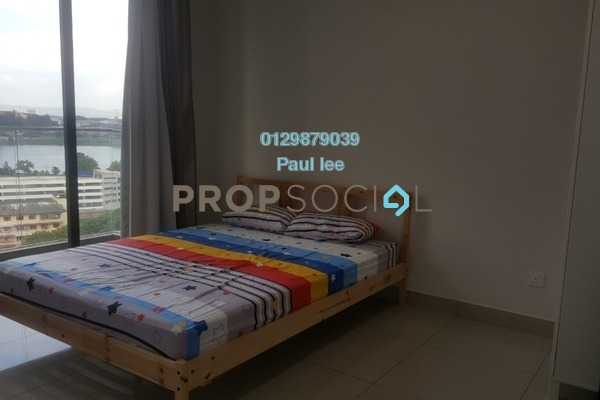 For Rent Condominium at Univ 360 Place, Seri Kembangan Freehold Fully Furnished 2R/2B 1.5k