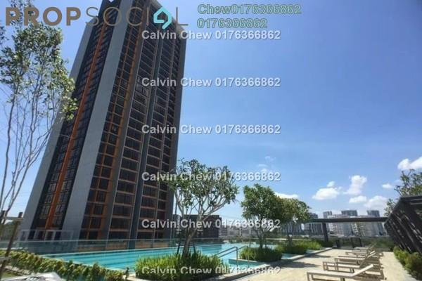 For Sale Serviced Residence at Kanvas, Cyberjaya Freehold Unfurnished 1R/1B 197k