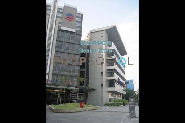 For Rent Office at PJ City, Petaling Jaya Freehold Semi Furnished 0R/0B 15k