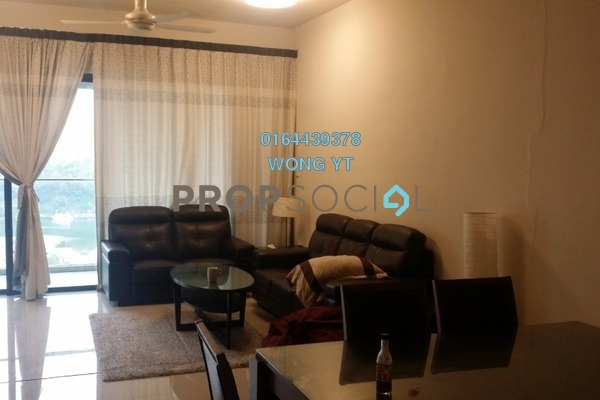 For Rent Condominium at A'Marine, Bandar Sunway Freehold Fully Furnished 1R/1B 1.2k