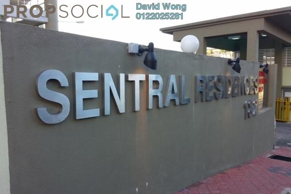 For Rent Condominium at Sentral Residences, Kajang Freehold Fully Furnished 3R/2B 1.65k
