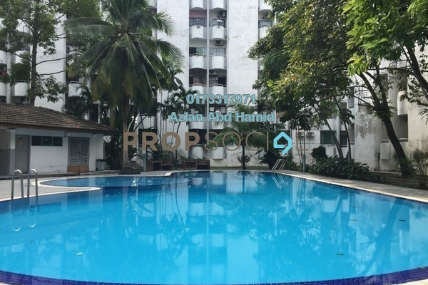 For Sale Condominium at Fawina Court, Ampang Freehold Unfurnished 2R/2B 290k