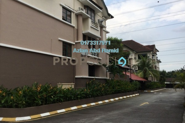 For Rent Townhouse at Ampang 971, Ampang Hilir Freehold Fully Furnished 3R/3B 5.5k