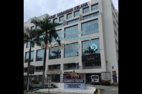 For Rent Office at Kelana Business Centre, Kelana Jaya Freehold Semi Furnished 0R/2B 2.5k