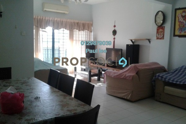 For Rent Condominium at La Vista, Bandar Puchong Jaya Freehold Fully Furnished 4R/3B 1.6k