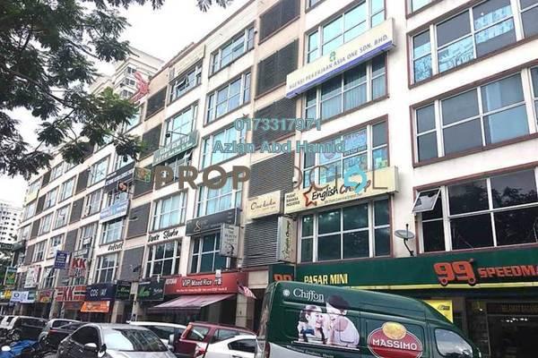 For Sale Office at One Avenue, Bandar Utama Freehold Semi Furnished 0R/2B 680k