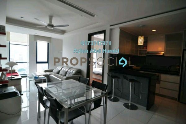 For Sale Condominium at Casa Residency, Pudu Freehold Fully Furnished 3R/3B 1.25m