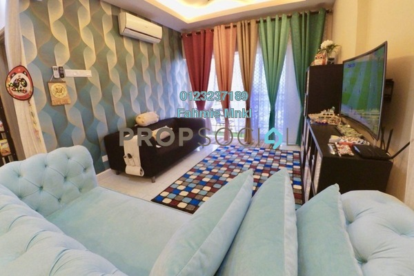 For Sale Condominium at PJ South Citi, PJ South Leasehold Semi Furnished 3R/2B 380k