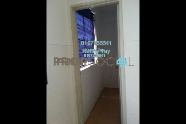 For Sale Condominium at Ria Apartment, Kepong Freehold Semi Furnished 3R/2B 300k
