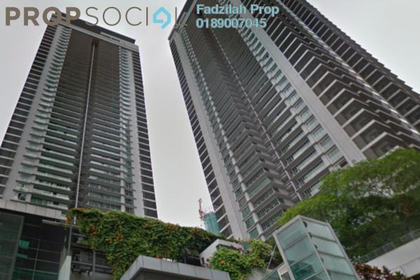 For Sale Condominium at 10 Mont Kiara, Mont Kiara Freehold Semi Furnished 4R/5B 3.52m