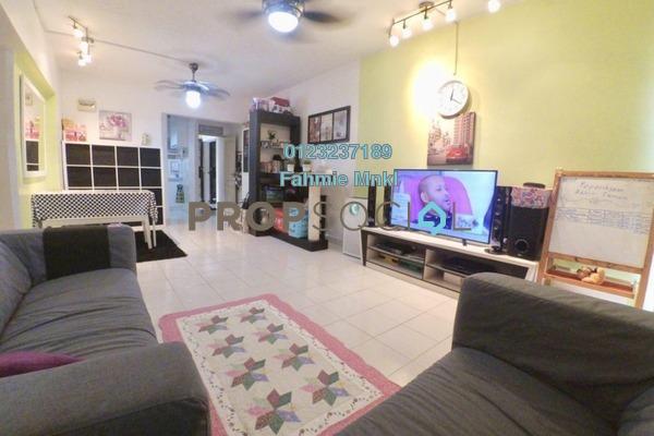 For Sale Condominium at Sentul Utama Condominium, Sentul Leasehold Semi Furnished 3R/2B 360k