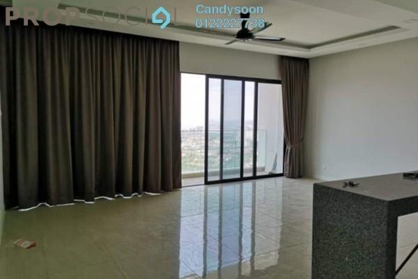 For Rent Condominium at CloudTree, Bandar Damai Perdana Freehold Semi Furnished 3R/2B 1.6k