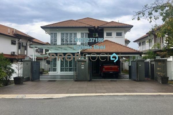For Sale Bungalow at Anjung Suasana, Bandar Seri Putra Freehold Semi Furnished 6R/6B 1.55m