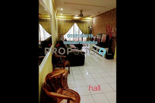 For Sale Apartment at Vista Millennium, Puchong Freehold Fully Furnished 3R/2B 399k