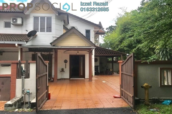 For Sale Terrace at Saujana Impian, Kajang Freehold Fully Furnished 4R/3B 750k