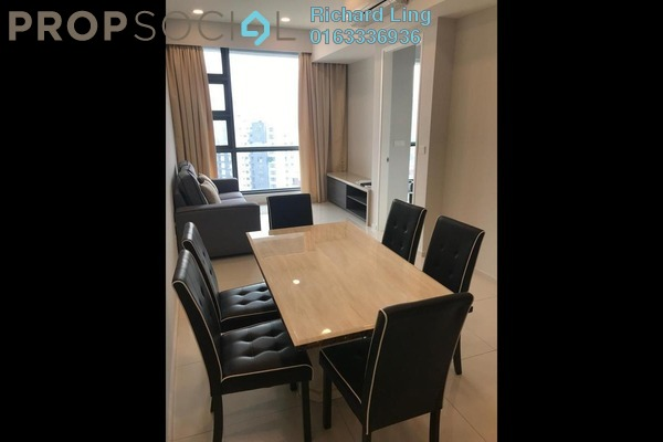For Rent Serviced Residence at The Robertson, Pudu Freehold Fully Furnished 1R/1B 3.2k