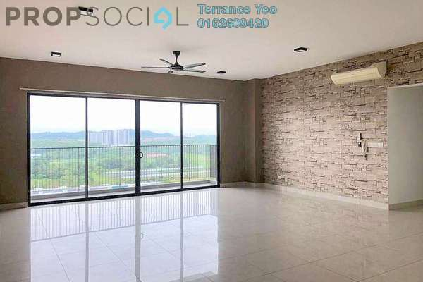 For Rent Condominium at Andana @ D'Alpinia, Puchong Freehold Semi Furnished 3R/3B 1.7k