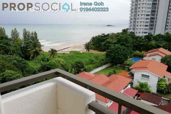 For Sale Condominium at Marine Mansion, Tanjung Bungah Freehold Semi Furnished 3R/2B 570k