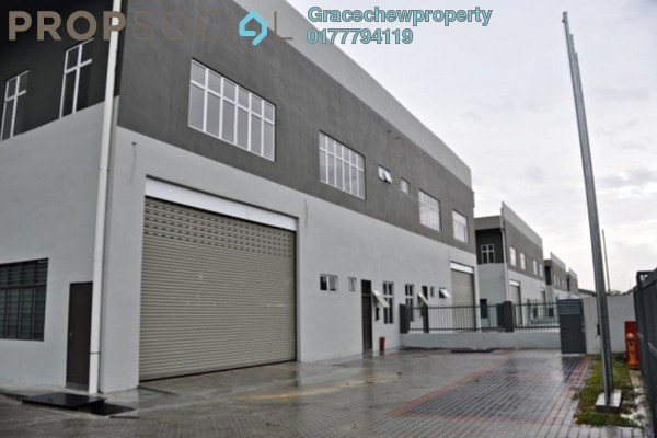 For Rent Factory at Senai Industrial Park, Senai Freehold Unfurnished 0R/0B 4.2k