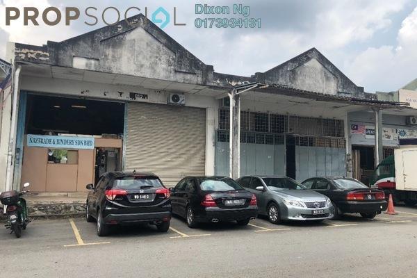 For Sale Factory at Pandan Mewah, Pandan Indah Freehold Semi Furnished 1R/1B 1.48m