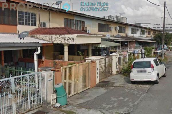 For Sale Terrace at Taman Serdang Jaya, Seri Kembangan Freehold Unfurnished 2R/1B 290k