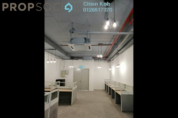 For Rent Office at UOA Business Park, Saujana Freehold Semi Furnished 0R/1B 3.6k
