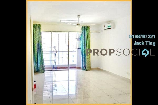 For Sale Condominium at Platinum Hill PV2, Setapak Freehold Semi Furnished 4R/2B 620k
