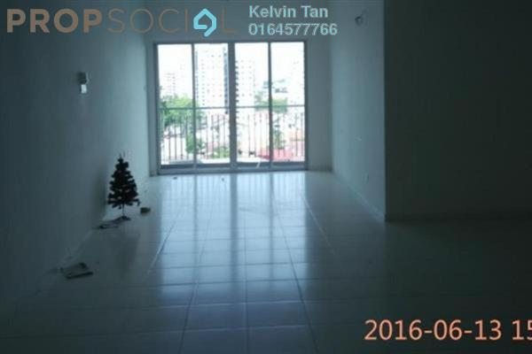For Sale Condominium at The Golden Triangle, Relau Freehold Unfurnished 3R/2B 500k