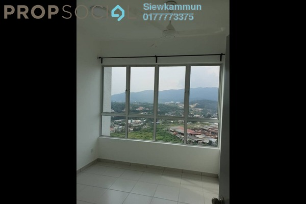 For Rent Serviced Residence at The Zizz, Damansara Damai Freehold Semi Furnished 3R/2B 1.3k