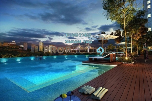 For Sale Condominium at Tropicana Bay Residences, Bayan Indah Freehold Fully Furnished 3R/2B 660k