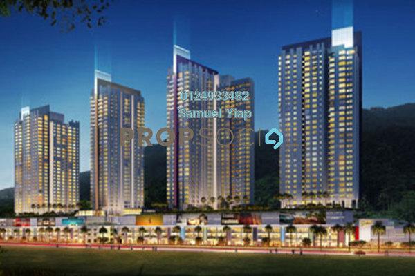 For Sale Condominium at All Seasons Park, Farlim Freehold Semi Furnished 3R/2B 530k