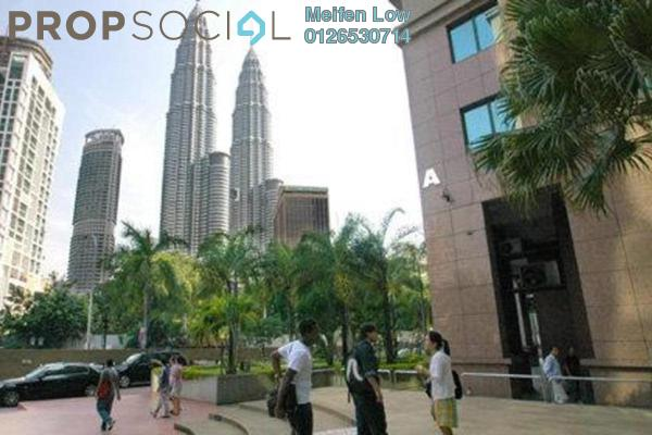 For Rent Office at Wisma HB, KLCC Freehold Unfurnished 0R/0B 18k