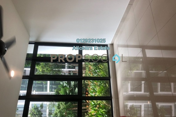 For Rent Condominium at H2O Residences, Ara Damansara Freehold Semi Furnished 1R/1B 1.2k