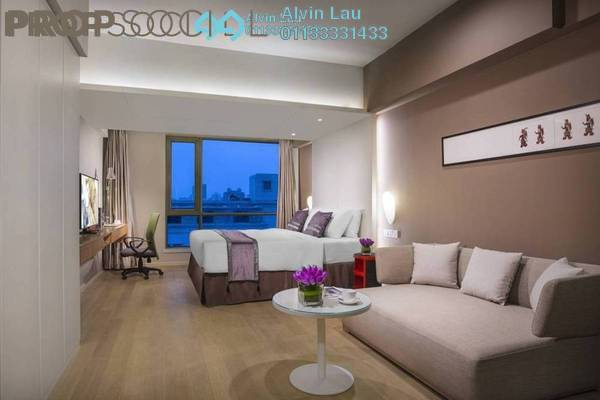 For Sale Condominium at V12 Sovo, Shah Alam Freehold Semi Furnished 1R/1B 269k