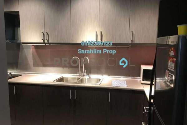 For Rent Condominium at Ascenda Residence @ SkyArena, Setapak Freehold Fully Furnished 3R/2B 2k