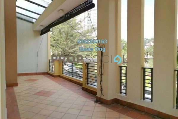 For Rent Semi-Detached at Sierra Seputeh, Seputeh Freehold Semi Furnished 4R/5B 8.5k