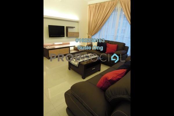 For Rent Condominium at Kiaramas Ayuria, Mont Kiara Freehold Fully Furnished 3R/4B 4k