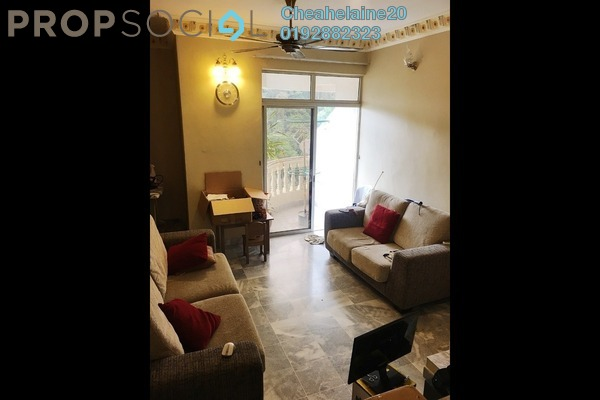 For Rent Condominium at Casa Mila, Selayang Freehold Semi Furnished 2R/2B 1.1k