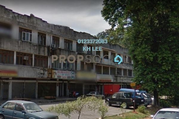 For Sale Shop at Taman Meru, Klang Freehold Unfurnished 0R/1B 398k