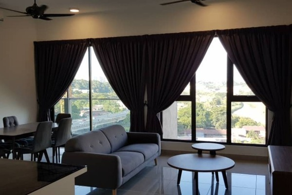 For Rent Condominium at CitiZen, Old Klang Road Freehold Fully Furnished 3R/2B 2.6k