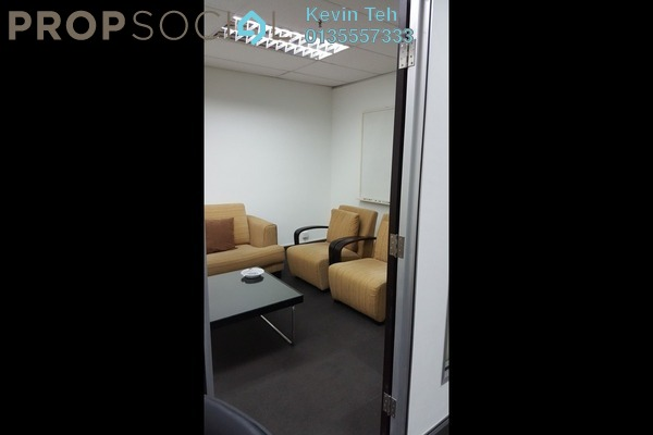 For Rent Office at Solaris Dutamas, Dutamas Freehold Semi Furnished 0R/0B 3k