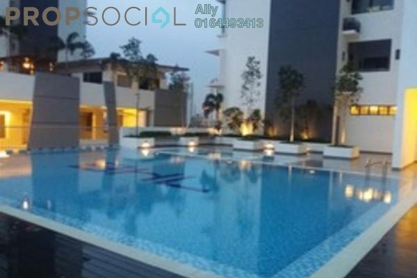 For Sale Condominium at USJ One Park, UEP Subang Jaya Freehold Fully Furnished 3R/3B 600k