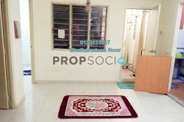For Sale Apartment at Kelompok Bunga Raya, Keramat Leasehold Semi Furnished 2R/1B 176k